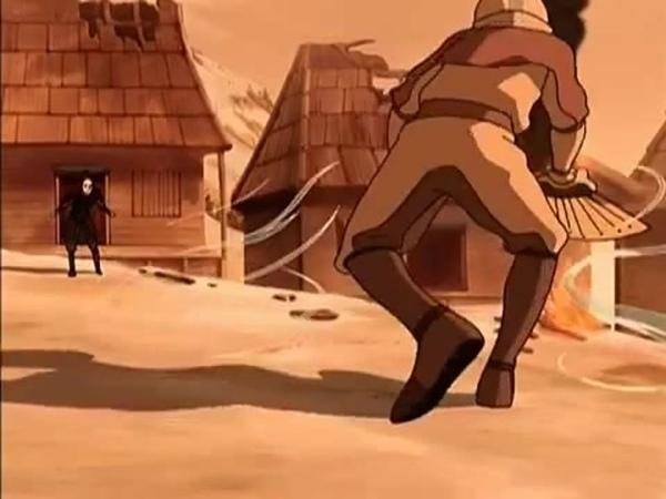 Suffer Bitch Aang and Zuko
