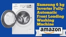 Samsung 6 kg Inverter Fully Automatic Front Loading Washing Machine