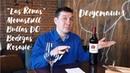 Las Renas Monastrell Bullas DO Bodegas Rosario обзор вина.