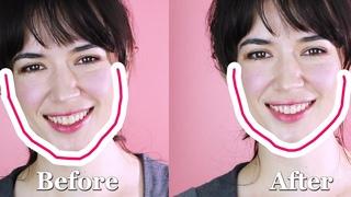 Easy V-Line Massage (just 8 steps)