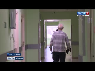В новые корпуса республиканского противотуберкулезного диспансера начали переводить первых пациентов
