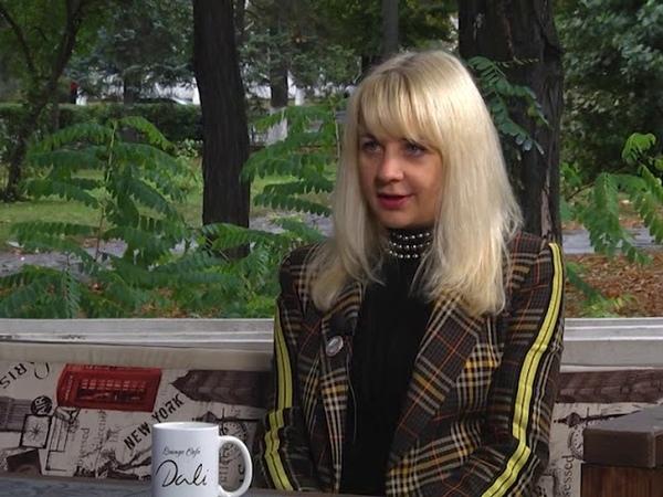 ГТРК ЛНР. Первая чашка кофе. Н. Карпинская