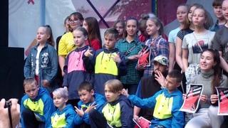 """""""Весенний Джем"""" - Торжественная церемония награждения участников танцевального батла. Красноуфимск."""