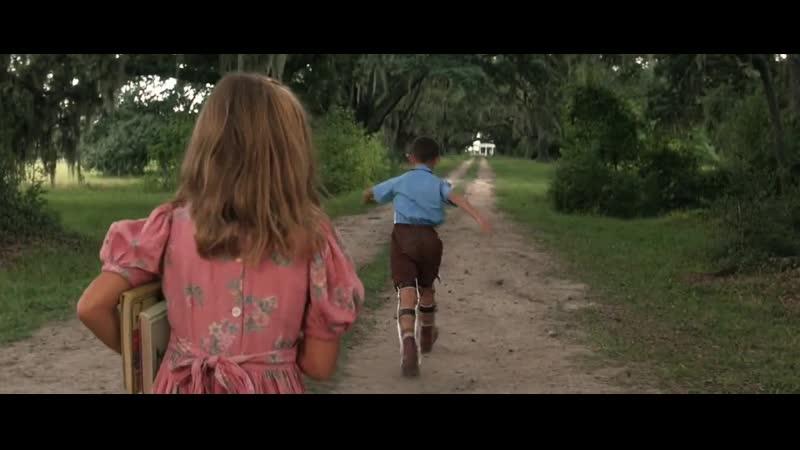 Forrest gump Childhood scene