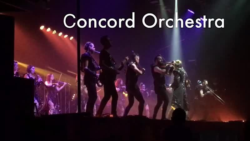 Концерт Concord Orchestra 301019 Псков