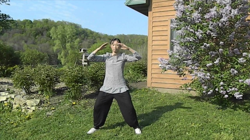 Beginner Qigong 8 Movements Baduanjin 八段錦 The Eight Silken Brocade