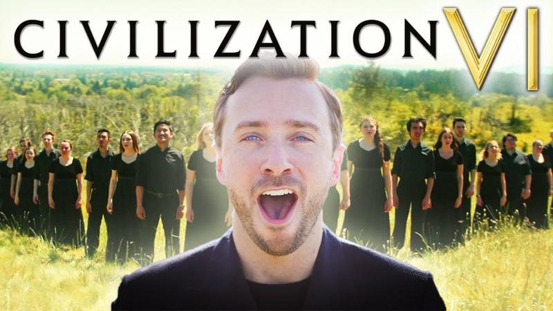 NEW Civilization VI Theme *EPIC CHOIR* Performance
