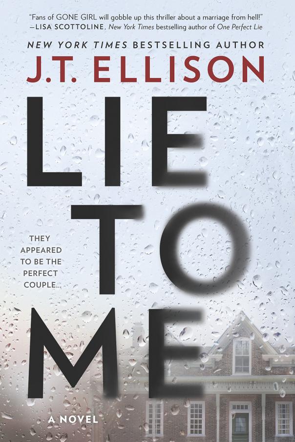 J T Ellison - Lie to Me (epub)