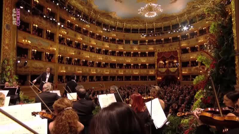 Neujahrskonzert 2020 aus dem Teatro La Fenice 01 01 2020