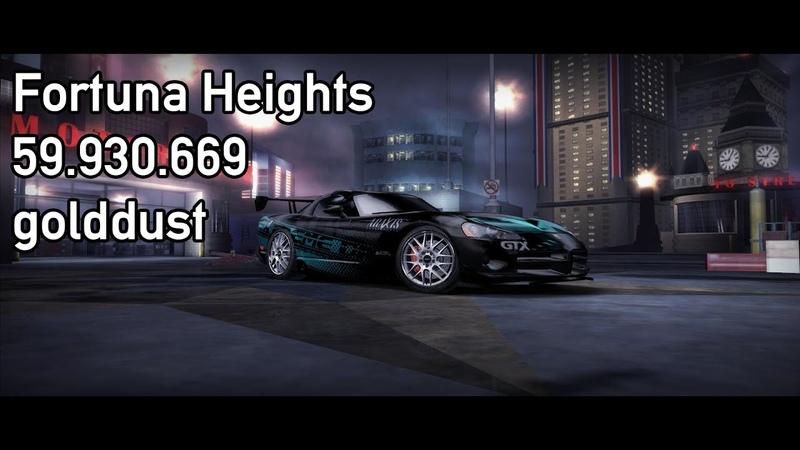 NFS Carbon Drift Fortuna Heights 59.930.669