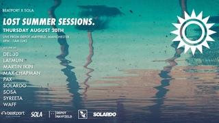 PAX DJ set - Sola Lost Summer Sessions    Live
