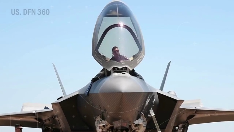 US Air Force Deploys 52 F 35 Stealth Fighter Jets to Prepare for Retaliating on Iranian Offensive
