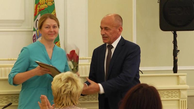 100 летний юбилей со дня образования отметило Мозырское управление ФСЗН