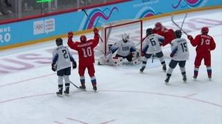 Россия— США. 4:0. Финал. Хоккей. Юношеские Олимпийские игры 2020