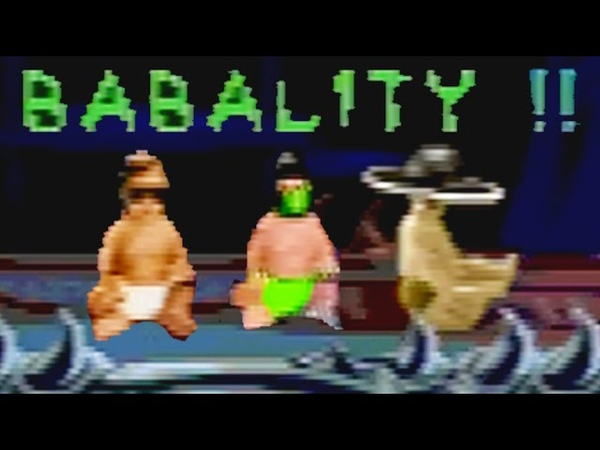 Mortal Kombat II All Babalities on All Characters Sega 32x