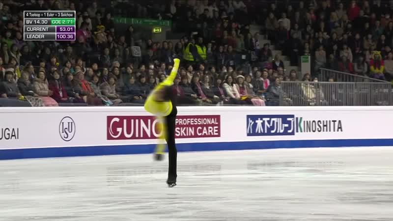 Exhibition Gala ISU Grand Prix Final Torino 2019 @GPFigure Full HD
