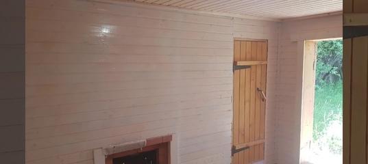 Обустройство комнаты отдыха в бане