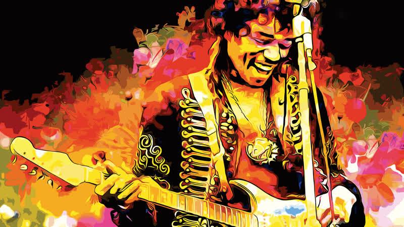 Jimi Hendrix Purple Haze cover for Jam's cool's ivent