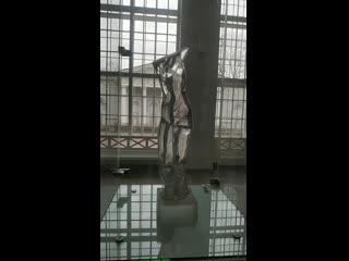 Видео-экскурсия по Музею художественного стекла. ЛЕД, РОЖДЕННЫЙ В ОГНЕ. часть 2