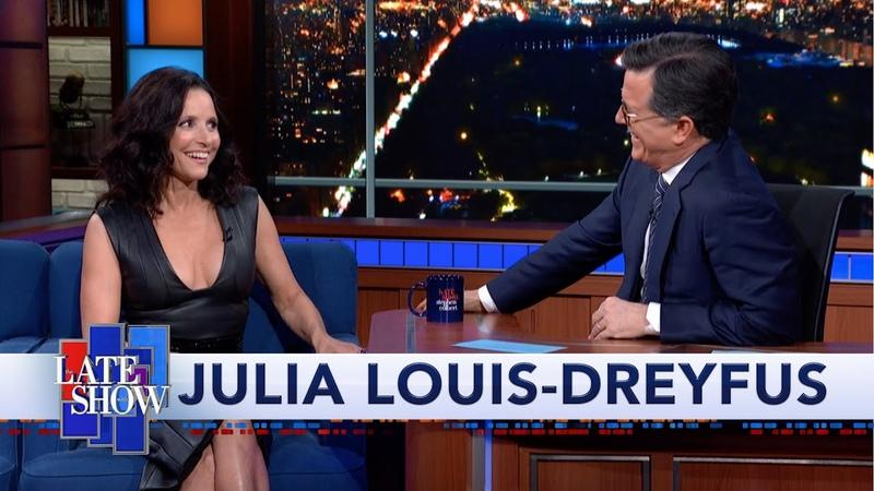 Julia Louis Dreyfus Trump Is Doing A Far Superior Version Of Veep
