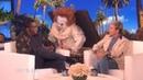 P Diddy в гостях у Эллен ДеДженерес был напуган клоуном