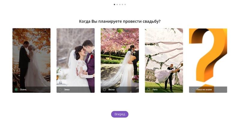 Кейс: Как получить 236 заявок на организацию свадеб в Минске по 176 рос. руб за 2 месяца?, изображение №5
