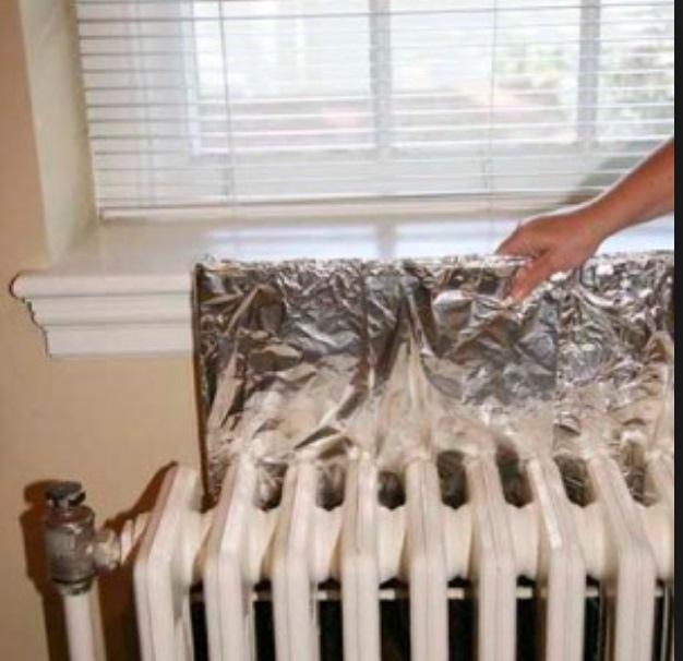 Как утеплить дом фольгой и сэкономить на отоплении - гениальный трюк!