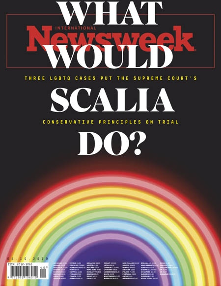 Newsweek Int 4.10.2019