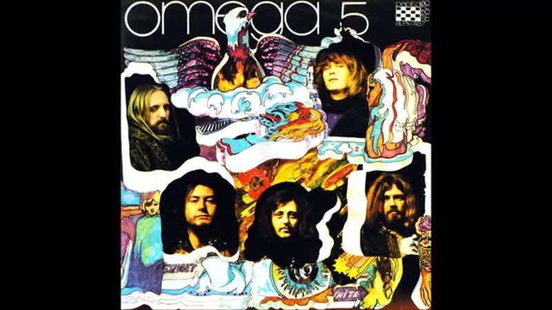 Omega - Omega 5 [1973] (full album vinyl rip)