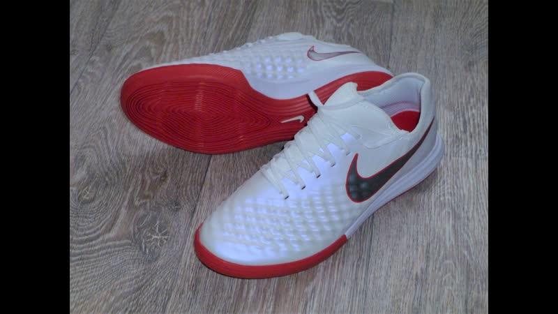 Обзор Nike MagistaX Finale II IC. Football shop online | Футбольные товары