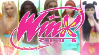 CREATE A SIM | THE SIMS 4 | WINX CLUB || ENCHANTIX&CHARMIX | Создание персонажей ВИНКС