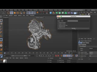 Quadriflow for cinema 4d plug-in
