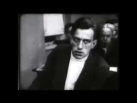 Хф Барышня и хулиган (1918) В главной роли В.В.Маяковский.