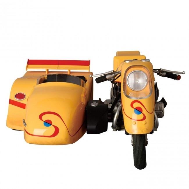 Моделька Medicom RAH Kikaider & Side Machine Ultimate Set