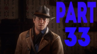 RED DEAD REDEMPTION 2 gameplay walkthrough part 33-THE COURSE OF LOVE 3-UNCLE SUPPLY WAGON GONE BAD