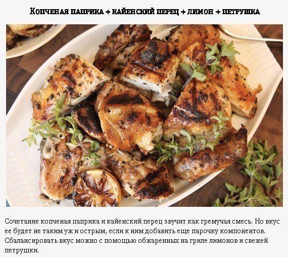 Крутые маринады для куриной грудки