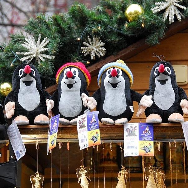 ✨Петербург: прямые рейсы на Новый Год в Прагу за 13600 рублей туда-обратно