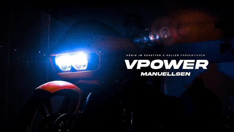 MANUELLSEN - V-POWER (prod. by Frio)