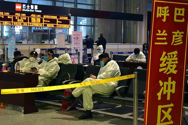 В Китае новая вспышка коронавируса, теперь у границ с Россией Казалось, Поднебесная победила COVID-19, а город Ухань, где эта болезнь возникла четыре месяца назад, возвращается к жизни. Но, как