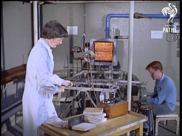 Fire Research 1961