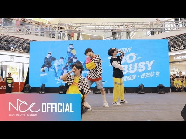BOY STORY TOO BUSY BUSKING in Xi'an - Special Stage