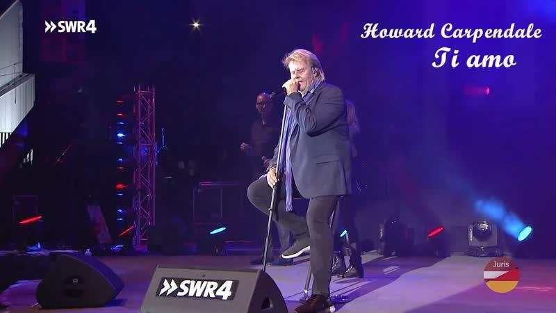 Howard Carpendale Ti amo SWR4 Schlagerfestival auf der Loreley 2019