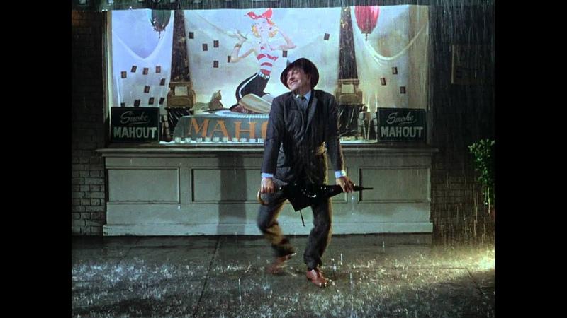 HD 1080p Singin' in the Rain (Title Song) 1952 - Gene Kelly