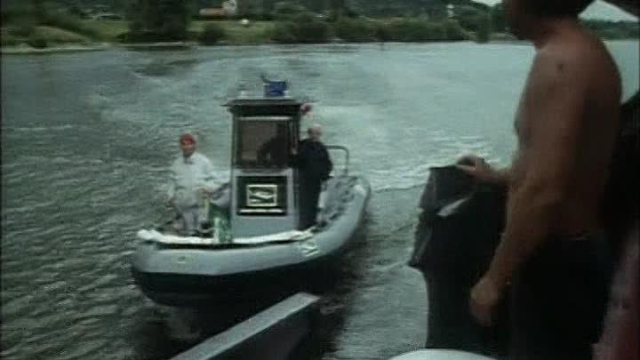 Дунай 2 - Мечта Карла Великого. 1992. ( Одиссея Жака Кусто ).