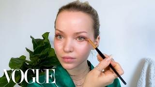 Идеальная ежедневная красота Дав Камерон | Секреты Красоты | Vogue