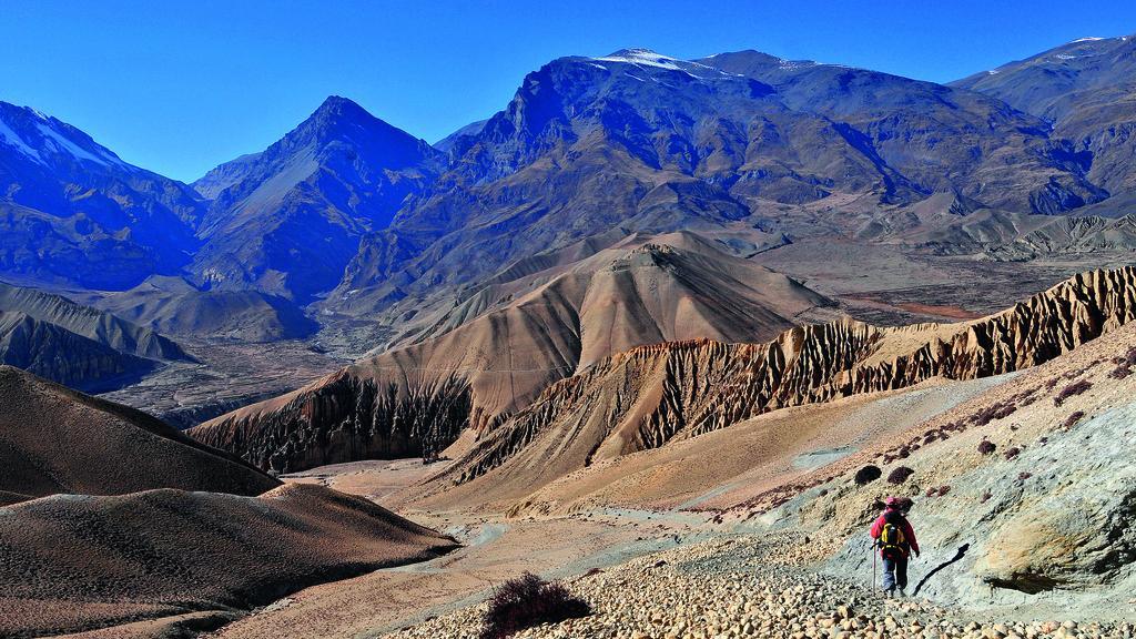 королевство мустанг непал