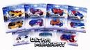 Машинки WELLY ULTRA MERCURY! Космические гоночные ТАЧКИ Cars toys unboxing