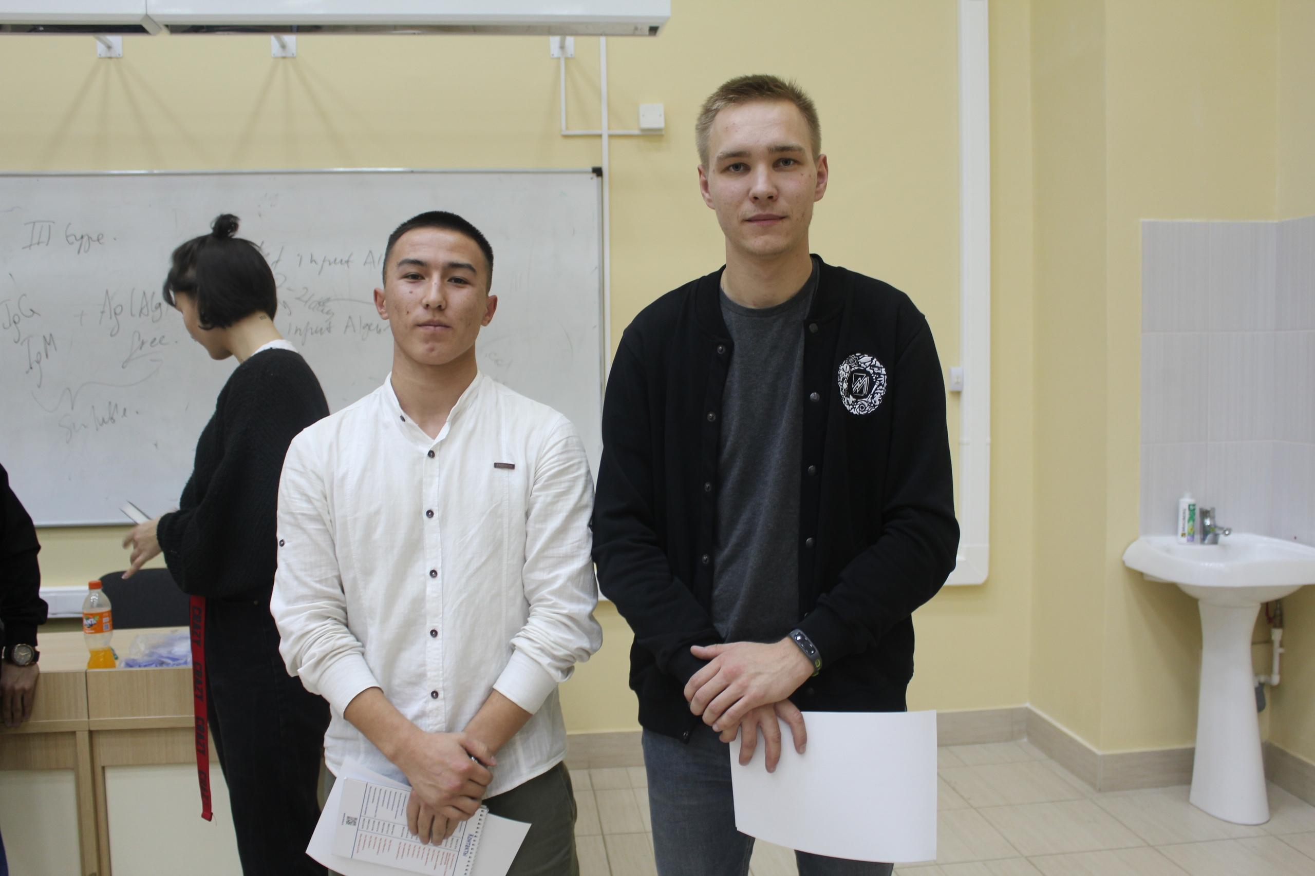 Олимпиада по русскому языку среди иностранных студентов