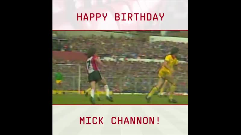 Forever a SaintsFC legend ️ Join us in wishing the happiest of 71st birthdays to @Mick Channon mp4