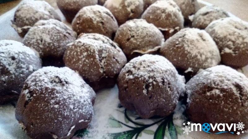 Бомбезные Шоколадные Кексы Брауни Cocoa brownie muffins Тающие во рту как шоколад
